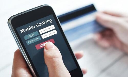 Aplicativos de banco para celular