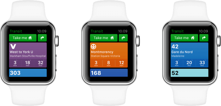 Apps para apple watch