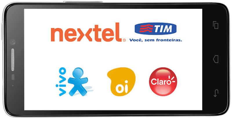 Operadoras de telefonia no Brasil