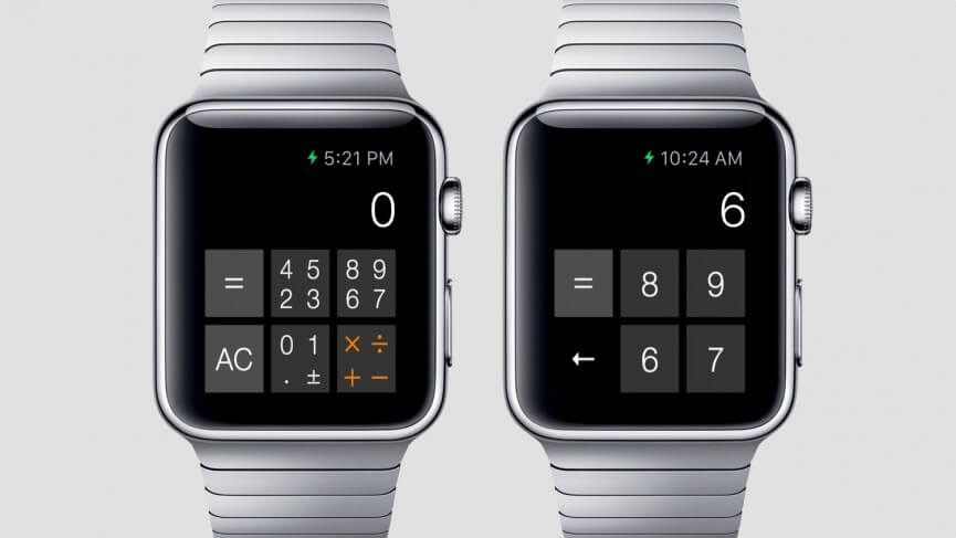 cruncher apple watch para apple watch