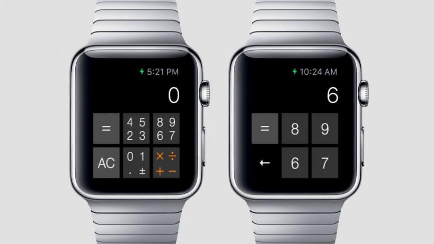 cruncher apple watch para apple watch