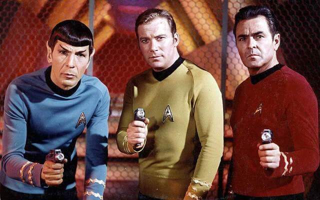 TV Star Trek