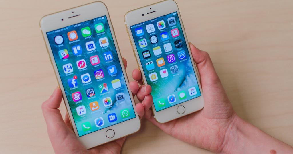 cc163b18826 Seguindo a lógica de lançamentos da Apple, o ano de 2017 deveria marcar a  chegada do iPhone 7S e não do iPhone 8.