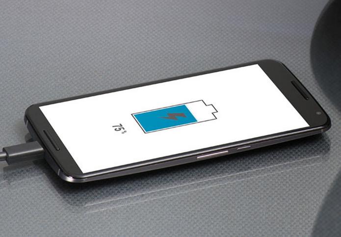Carregando celular
