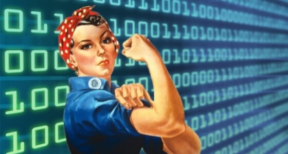 Mulheres da tecnologia