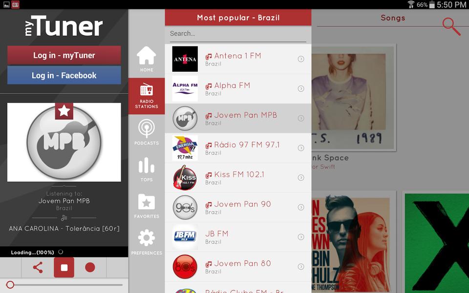 MyTuner Radio FM