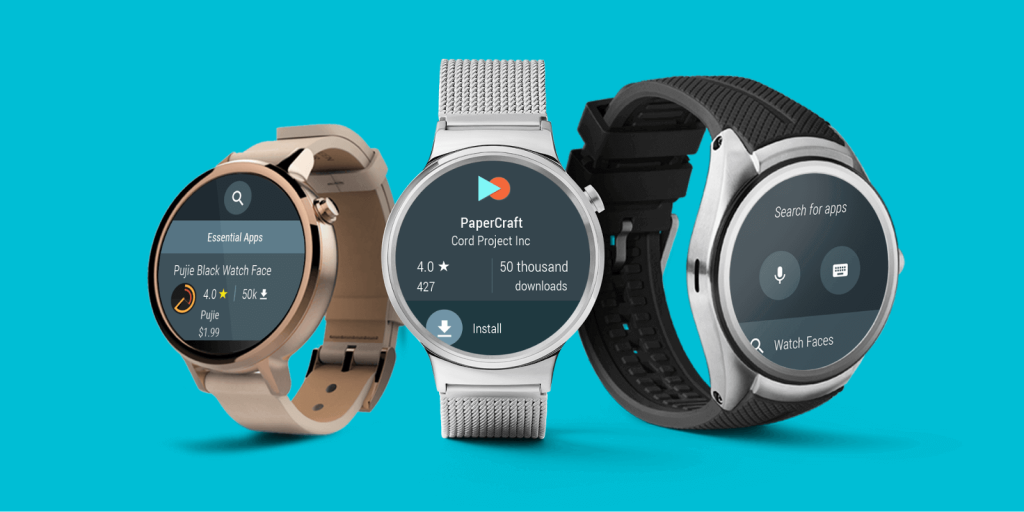 Android wear google play