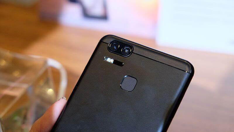 Câmera Zenfone 3 Zoom