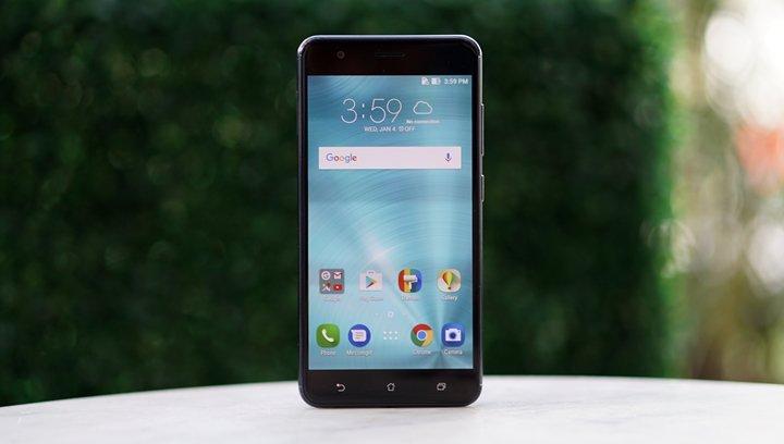 Celular ASUS Zenfone 3 Zoom
