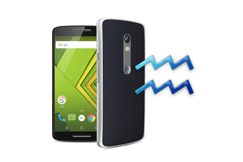 Motorola Moto X Play - aquario