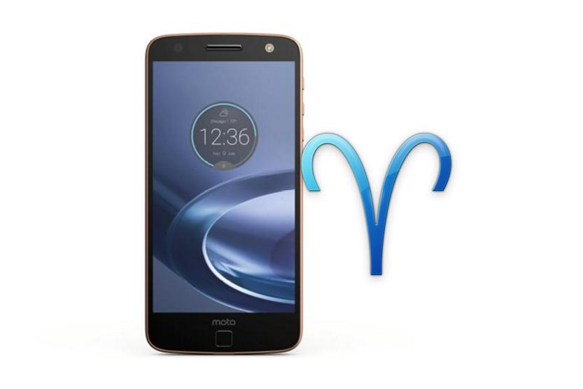 Motorola Moto Z - Aries