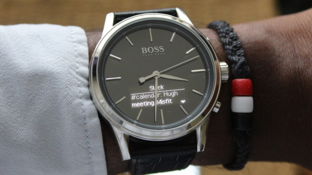 Smartwatch Hugo Boss