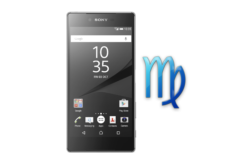 Sony Xperia Z5 - virgem
