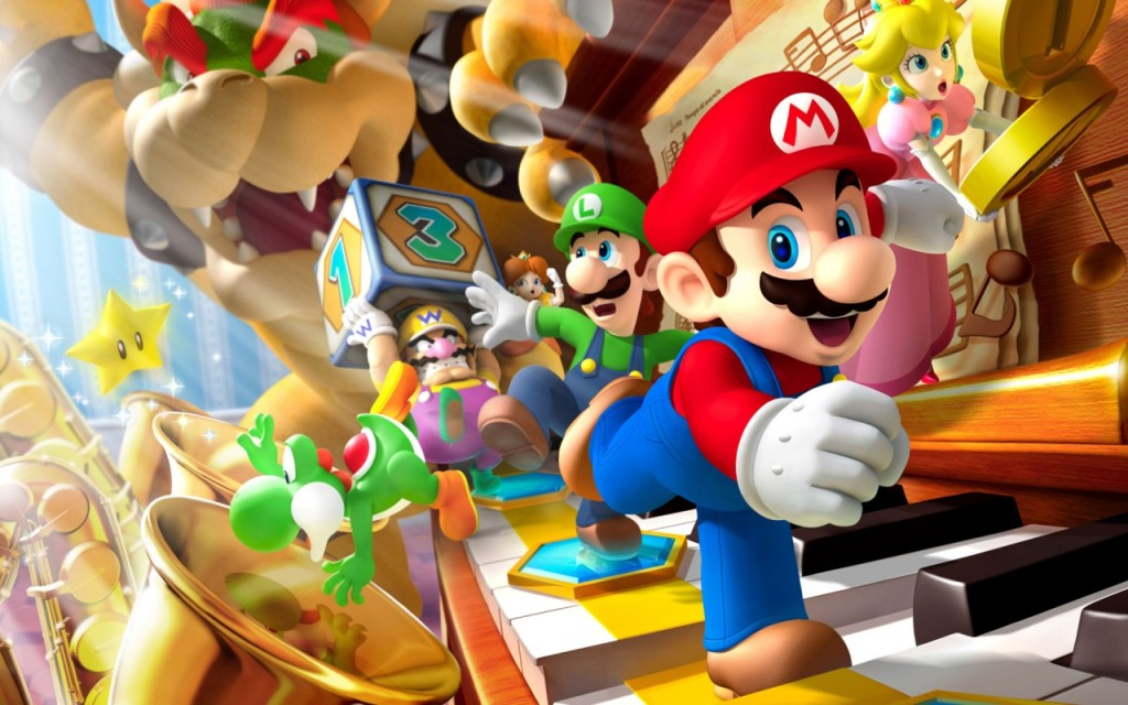 Super mario run android e ios