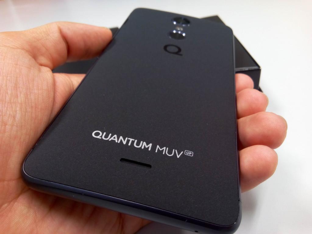 Acabamento Quantum MUV Up