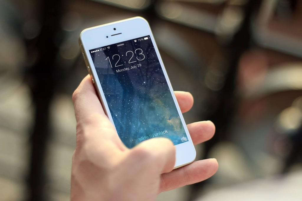 Botão home Iphone