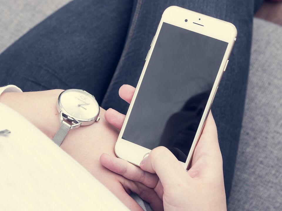 botão virtual iphone