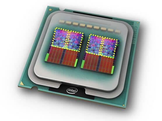 núcleos de processador