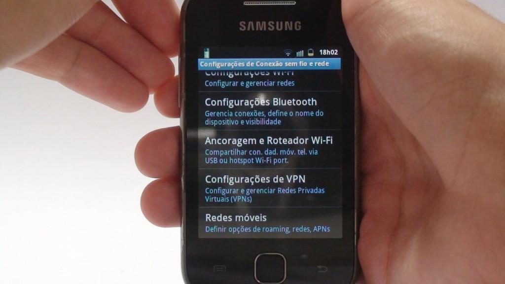 wifi no celular