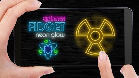 Aplicativo Fidget Spinner