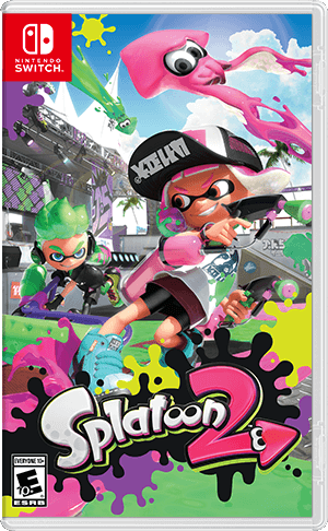 Splatoon game 2