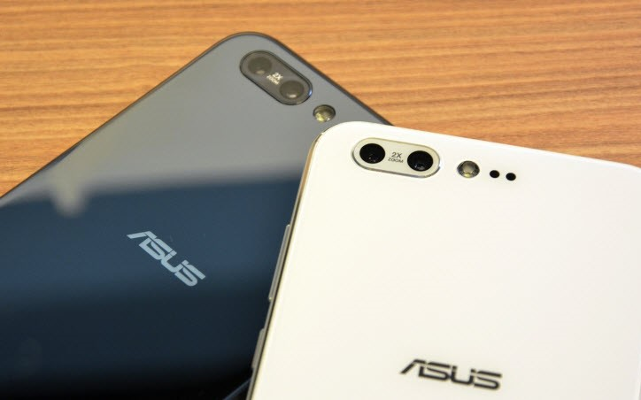 ASUS Apresenta Nova Linha de Smartphones