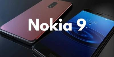 Nokia 9 Diferentes Cores