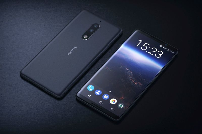 Nokia 9 Recursos