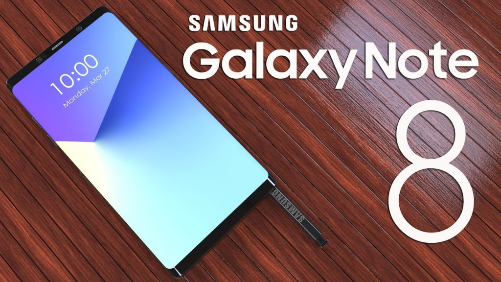 Novo SmartPhone Câmera Refinada Samsung Note 8