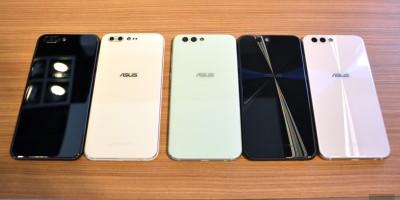 Novos Lançamentos SmartPhone Zenfone 4
