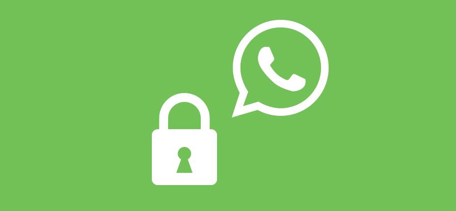 Segurança Whatsapp