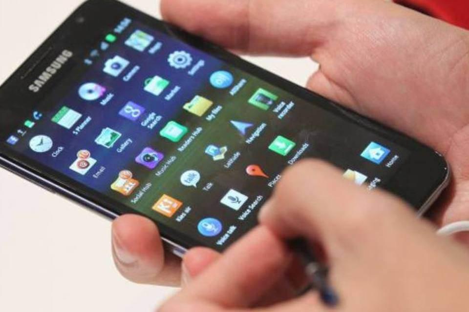 Android lider no Mundo