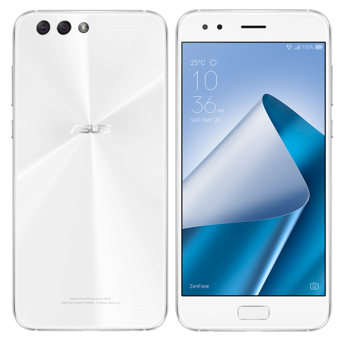 Zenfone4 branco
