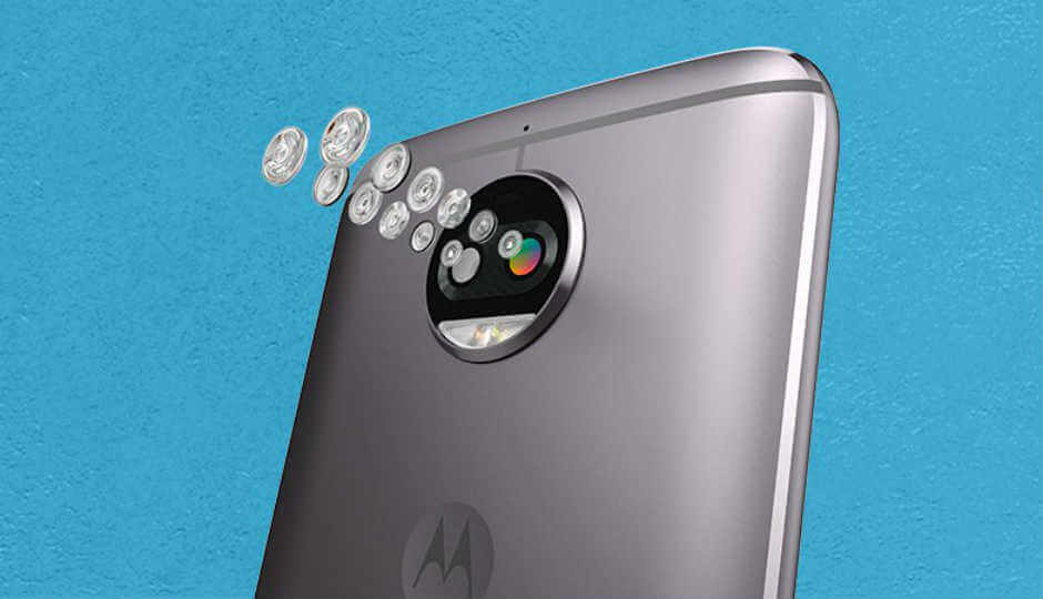 Moto G5S Plus Câmera Lenta