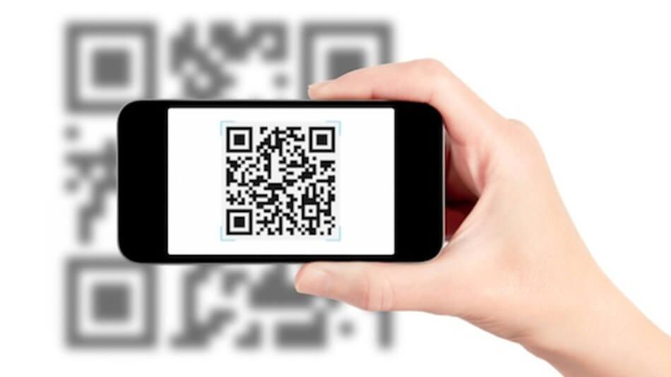 Escanear pelo iphone