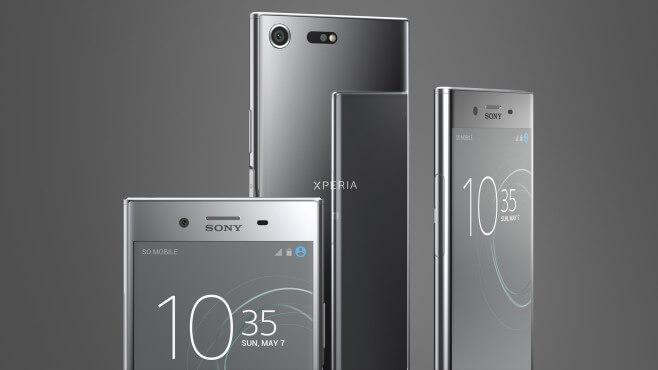 X Peria Os 5 meçlhores celular à prova d'água para 2018