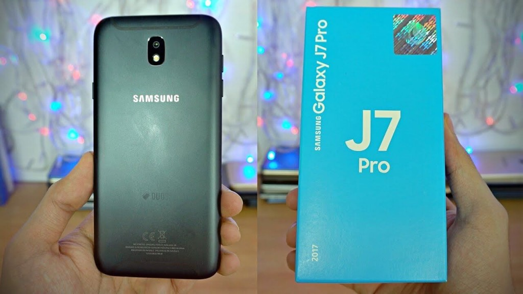 Samsung Galaxy J7 Pro Review