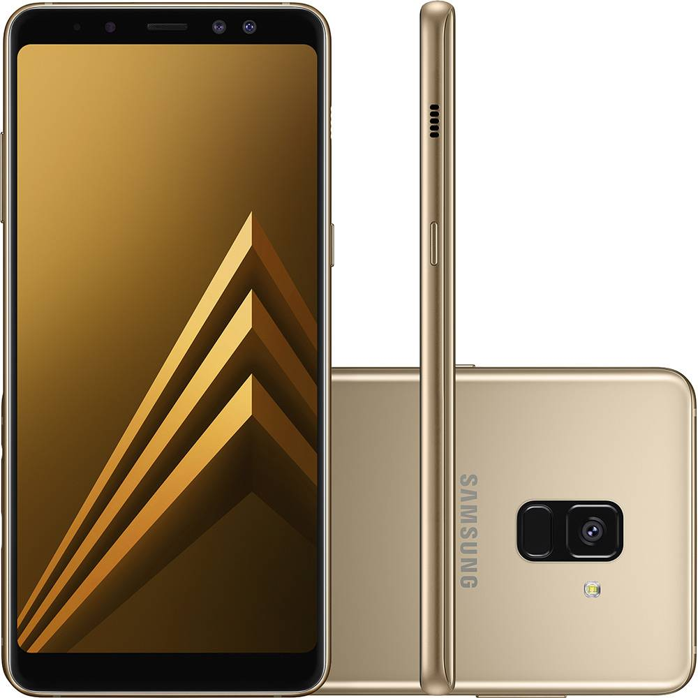 Veja a ficha técnica do Samsung Galaxy A8!