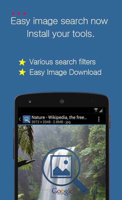 PicFinder é um dos melhores apps para baixar imagens!