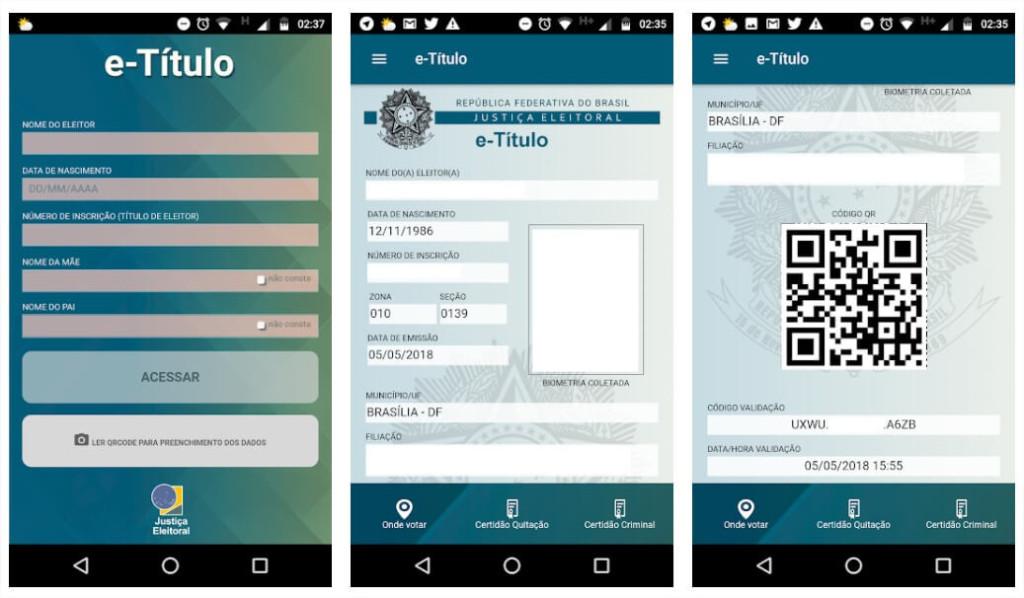 e-titulo-aplicativo-de-smartphone