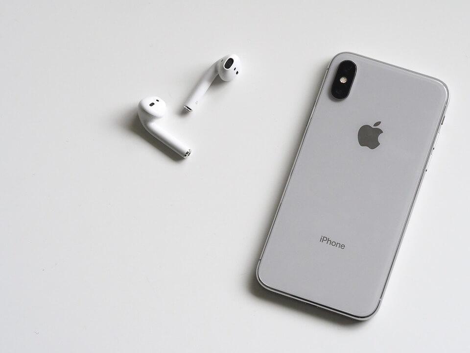 iphone-x-e-fones-sem-fio