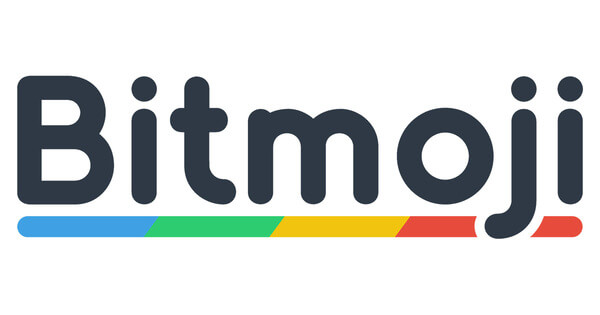 Logo do Bitmoji.
