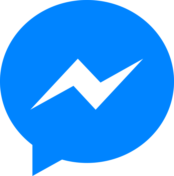 Logo do Messenger.