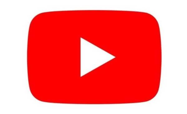 Logo do Youtube.