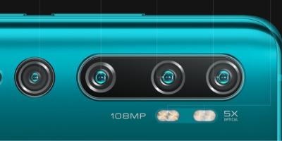 Câmera Mi Note 10 - Melhor câmera Xiaomi