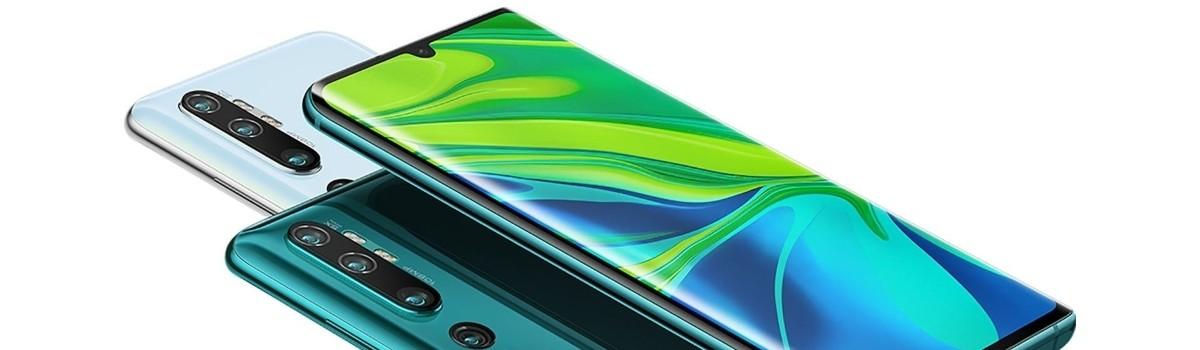 Mi Note 10 da Xiaomi